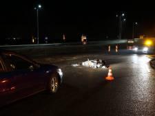 Bestuurder scooter gewond bij valpartij in Hasselt