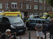 Meerdere lichtgewonden bij botsing op Kaapseplein in Den Haag
