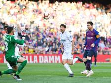 Strijd om vierde plek in Spanje blijft spannend na winst Valencia en verlies Getafe