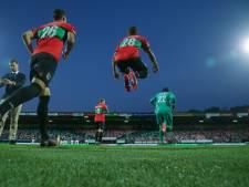 Almere City FC en NEC werken toe naar test met fans in stadions