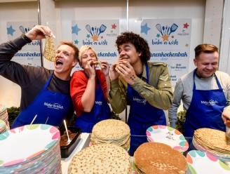 Topchef start actie Make-A-Wish met pannenkoekenslag