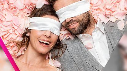 """Blind Getrouwd: """"Wanneer een koppel écht voor elkaar wil gaan, maken rationele obstakels niets meer uit"""""""