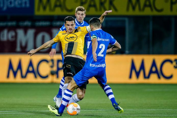 PEC Zwolle-NAC
