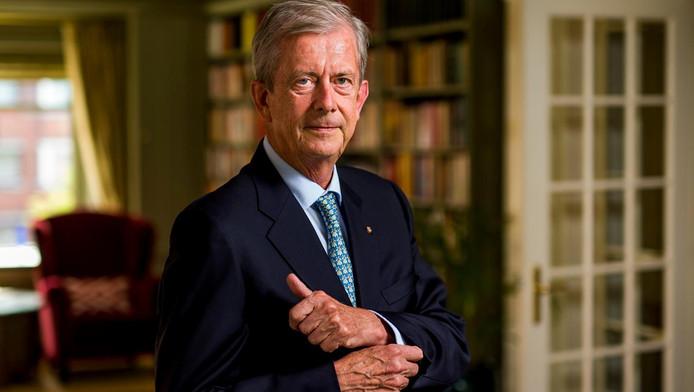 Koos van Dam, oud-diplomaat en Syrië-kenner.
