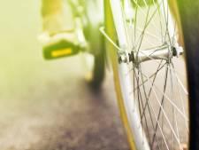 Droogte zorgt voor losliggende tegels fietspad Chaam-Gilze: pad afgesloten
