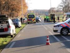 Dalende fietsers en kerende auto's: veel verkeersongevallen in Rhenen
