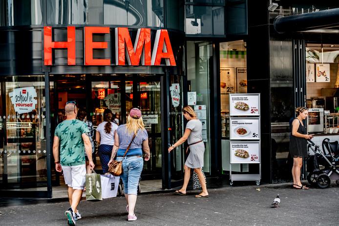 Hema in Rotterdam