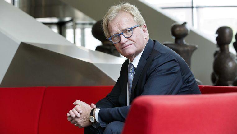 Hans de Boer, de voorzitter van VNO-NCW. Beeld anp