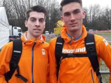 Tegenvallend EK Cross voor Tilburgse lopers: 'Ik heb alles gegeven'