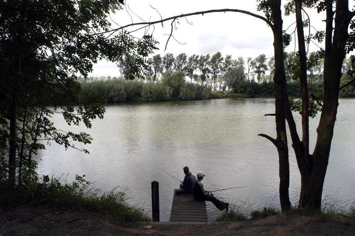 De Zwaakse Weel is één van de plekken waar volgens Landschapspark Borsele een bijzondere overnachtingsmogelijkheid kunnen worden gerealiseerd.
