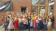 Strapweek in basisschool De Kastanje