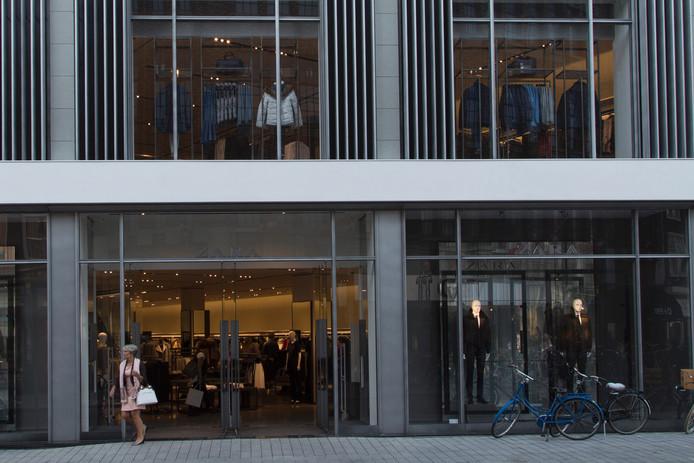 Nieuw Zara Filiaal Met Spraakmakende Gevel In Den Bosch Open S