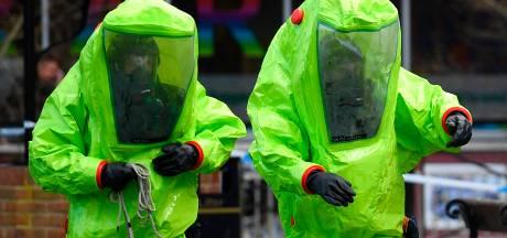 'Engeland heeft Russische verdachten novitsjok-vergiftiging in beeld'