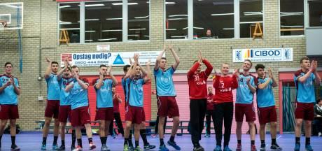 Handballers DFS Arnhem via thriller naar play-offs