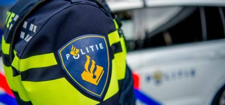 Politie neemt auto in beslag in Bergen op Zoom