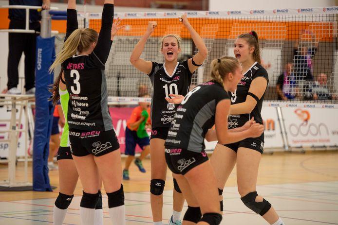 Eurosped won zaterdagavond met 3-1 van Sliedrecht Sport.