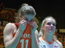 Deceptie voor volleybalsters: geen Spelen na pijnlijk verlies op OKT