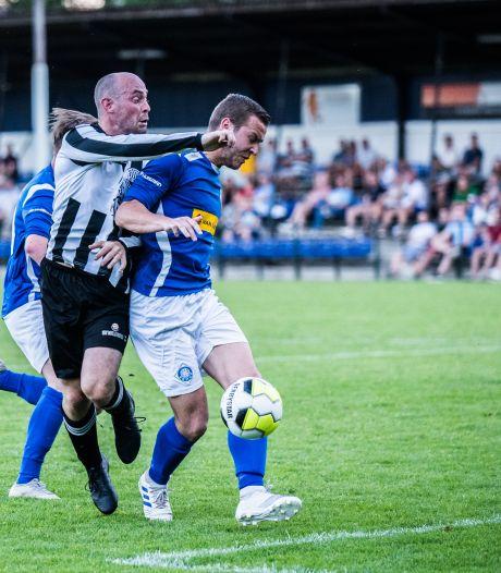 Indelingen amateurvoetbal