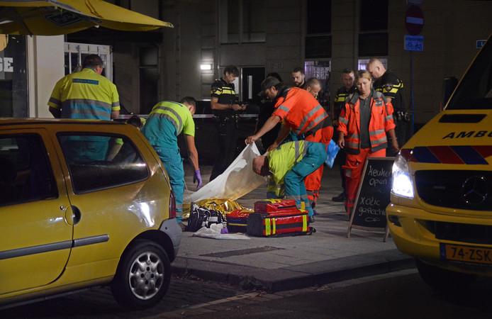 De 42-jarige Ergin Basakçi uit Hellevoetsluis werd in augustus vorig jaar doodgeschoten op een terras aan de Prins Hendrikkade in Rotterdam.