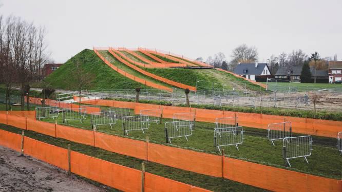Omgeving Ter Borcht door BK Cyclocross onbereikbaar