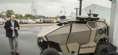 Experts: stop de opkomst van de 'killer robots'