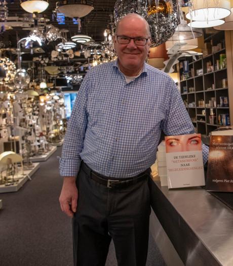 Het opmerkelijke relaas van lampenman Piet Rottier uit Valkenswaard