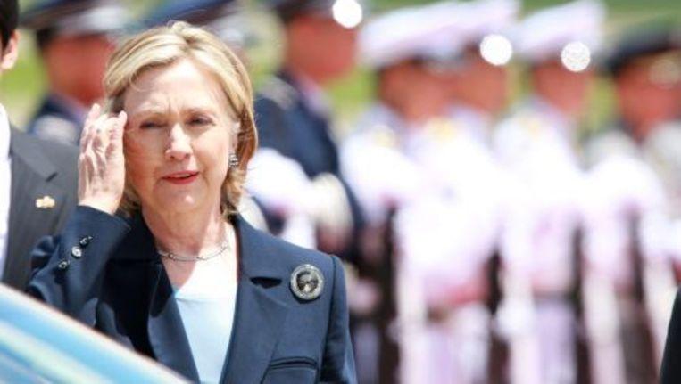 Hillary Clinton. Foto ANP Beeld