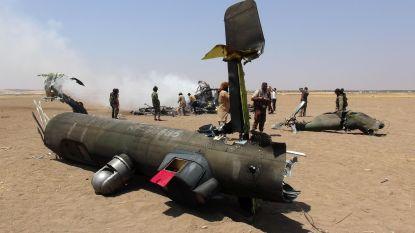 Twee Russische helikopterpiloten komen om bij crash in Syrië
