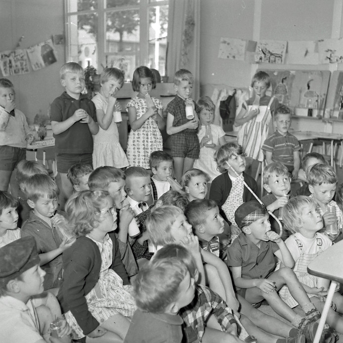 Kleuterschool in Nuenen