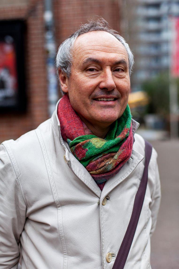 Peter Snoeker Beeld Lin Woldendorp