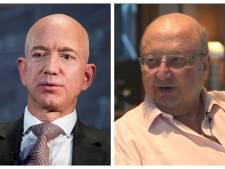 Eric Wittouck, seul milliardaire belge, grimpe dans le classement Forbes, Jeff Bezos reste le plus riche du monde