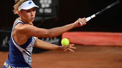 Elise Mertens behoudt twintigste plaats op wereldranglijst