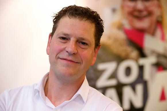 Antwerps sp.a-voorzitter Tom Meeuws.