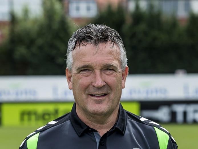 Mario Verlijsdonk was vorig seizoen nog assistent-trainer van Roy Hendriksen bij Helmond Sport.