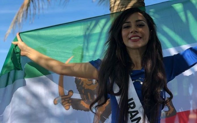Bahareh Zare Bahari vroeg asiel aan in het Aziatische land omdat ze bang is om bij terugkeer in Iran opgepakt te worden.
