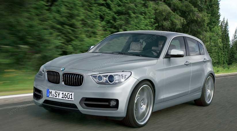 BMW 1 Serie.