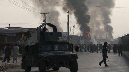 Minstens 16 doden en meer dan 100 gewonden bij aanslag in Kaboel