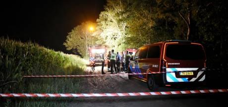 Busje met mogelijk drugsafval gevonden in Ulicoten, deel camping Ponderosa tijdelijk ontruimd