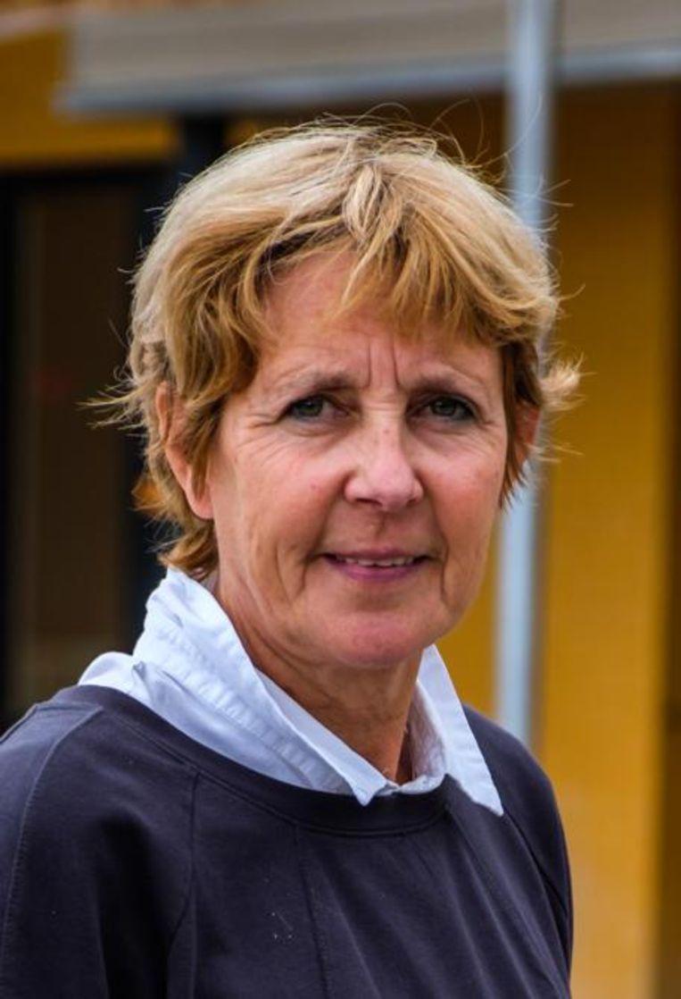 Directrice Lizzy Van den Berghe.
