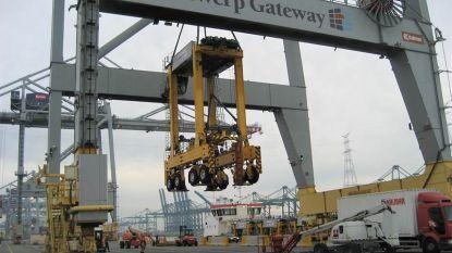 DP World verlaagt CO2-voetafdruk met 19 nieuwe hybride containerliften