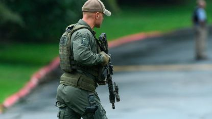 """""""Drie doden"""" bij schietpartij in Amerikaanse staat Maryland, """"vrouwelijke schutter opgepakt"""""""