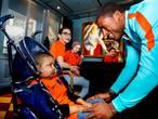 Oranje-spelers steunen Prinses Máxima Centrum met aanleg Sporttuin
