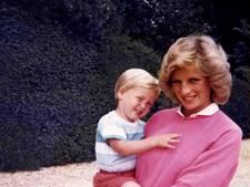 Het laatste gesprek van prins William en Harry met moeder Diana