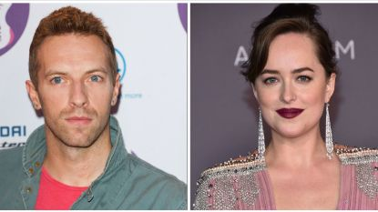 """Chris Martin en Dakota Johnson verwachten baby"""