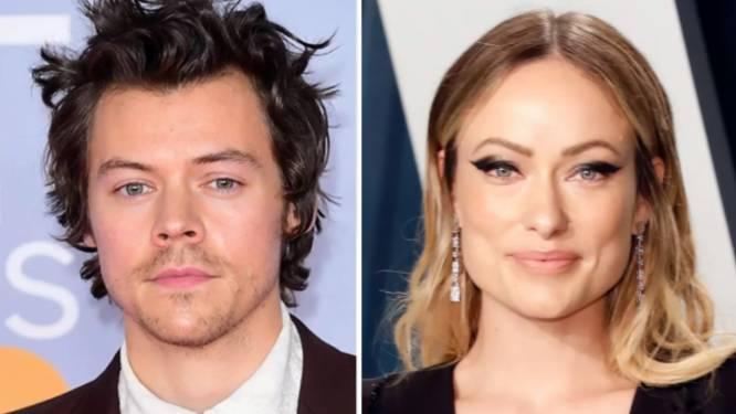 """Meer details gelekt over relatie tussen Harry Styles en Olivia Wilde: """"Hij zorgde ervoor dat ze haar verloofde dumpte"""""""