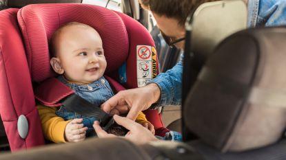 Heb je wel een veilig kinderstoeltje in de wagen? Twintigtal modellen onderworpen aan strenge test