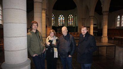 """De Zwerver organiseert sterk optreden in kerk van Sint-Pieters-Kapelle: """"Ontwijde kerken geven ons meer mogelijkheden"""""""