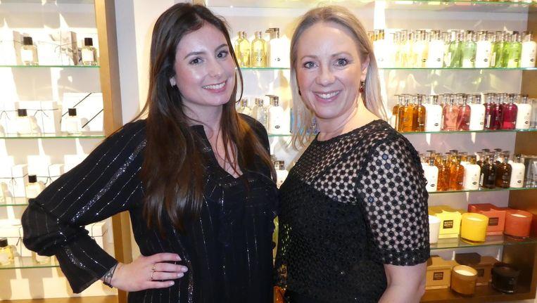 Lisa Storm en Eline Prins van Prins PR. Prins: