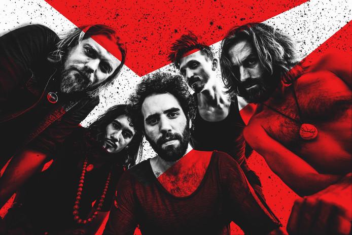 De Nijmeegs/Amsterdamse rockformatie Navarone is gestrikt voor Bevrijdingspop 2018 in Zutphen.