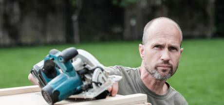 Veel klusongevallen tijdens lockdown: 'Bijna lagen mijn vingers op het terras'
